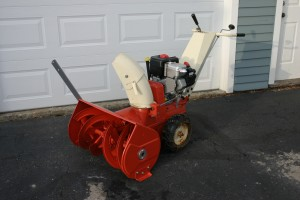 When is the Perfect Time to Buy a Snow Blower
