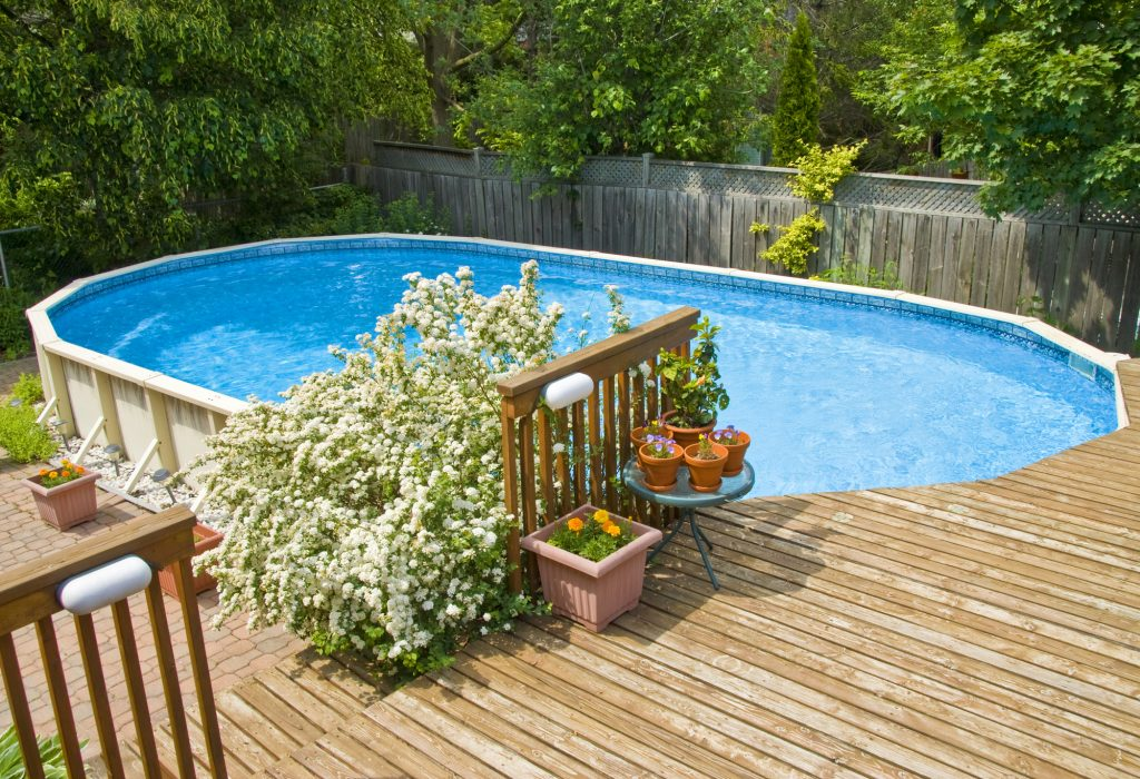 Can Above Ground Pools Have Different Depths?